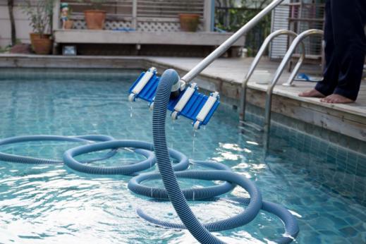 Traitement de l'eau de piscine
