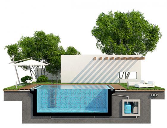 Conception hydraulique piscine et bassin